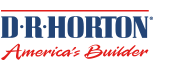 D.R. Horton America's Builder - link to home page